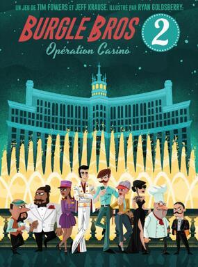 Burgle Bros. 2: Opération Casino