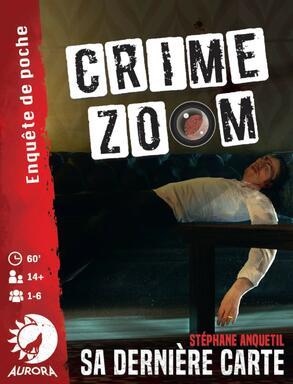 Crime Zoom: Sa Dernière Carte