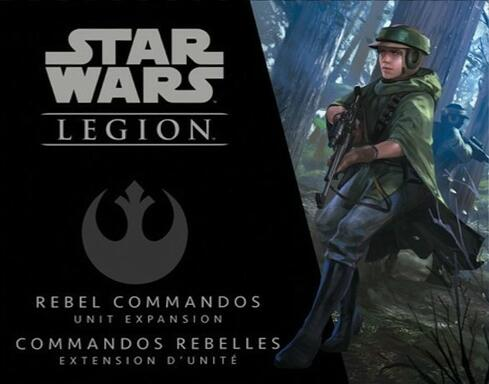 Star Wars: Legion - Rebel Commandos