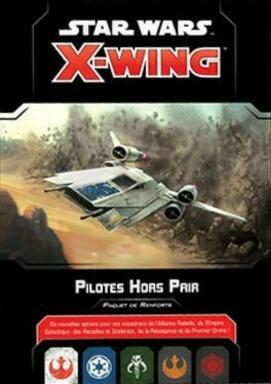 Star Wars: X-Wing: Pilotes Hors Pair
