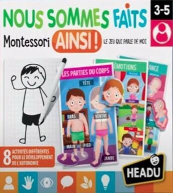 Nous Sommes Ainsi Faits ! Montessori