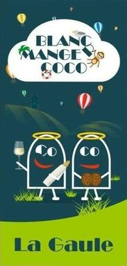 Blanc Manger Coco: La Gaule