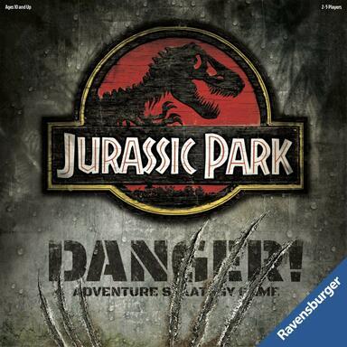 Jurassic Park: Danger !