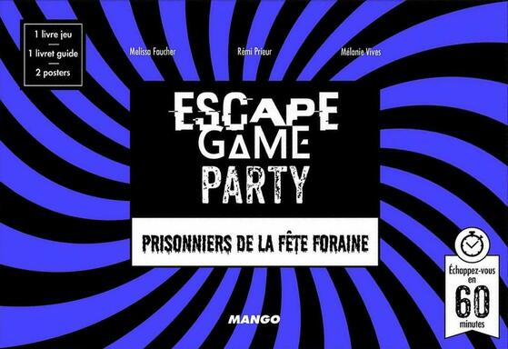 Escape Game Party: Prisonniers de la Fête Foraine