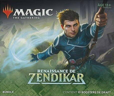 Magic: The Gathering - Renaissance de Zendikar - Bundle