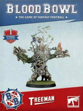 Blood Bowl: Le Jeu de Football Fantastique - Treeman