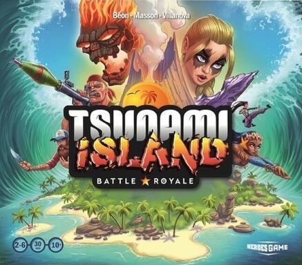 Tsunami Island: Battle Royale
