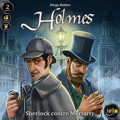 Holmes: Sherlock contre Moriarty