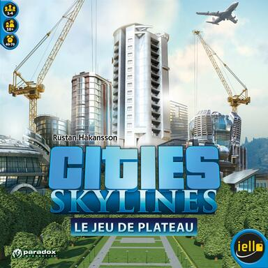 Cities Skylines: Le Jeu de Plateau