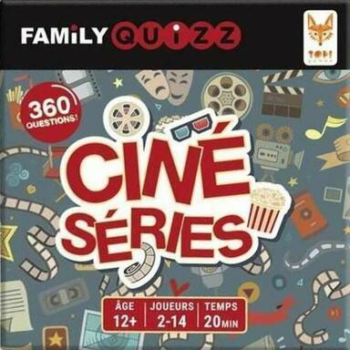 Family Quizz: Ciné Séries