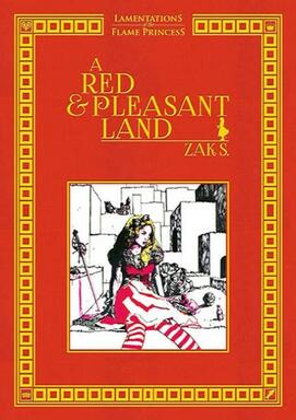 Lamentations of the Flame Princess: A Red and Pleasant Land