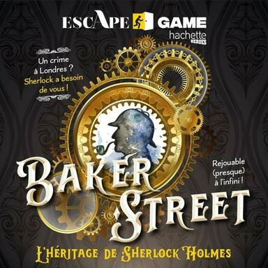 Escape Game: Baker Street - L'Héritage de Sherlock Holmes