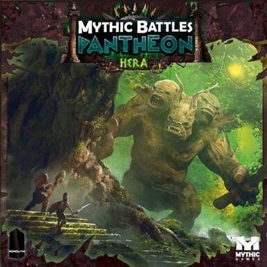 Mythic Battles: Pantheon - Hera
