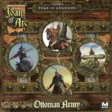 Time of Legends: Joan of Arc - Ottoman Army