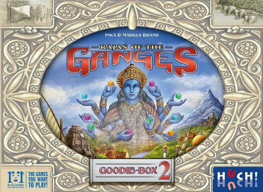 Rajas of the Ganges: Goodie Box 2