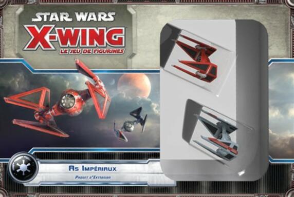 Star Wars: X-Wing - Le Jeu de Figurines - As Impériaux