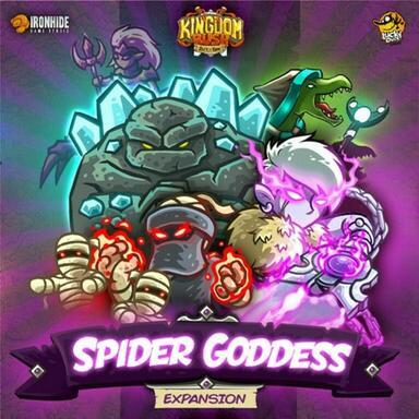 Kingdom Rush: Rift in Time - Spider Goddess