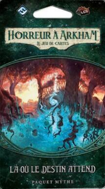 Horreur à Arkham: Le Jeu de Cartes - Là où le Destin Attend
