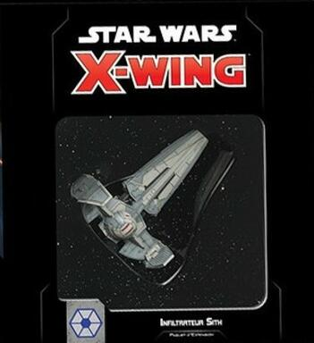 Star Wars: X-Wing - Infiltrateur Sith