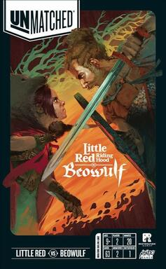 Unmatched: Little Red Riding Hood vs. Beowulf