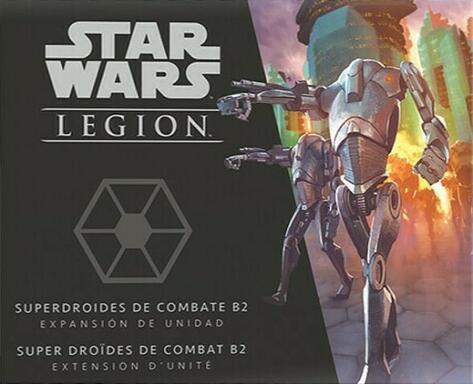 Star Wars: Légion - Super Droïdes de Combat B2