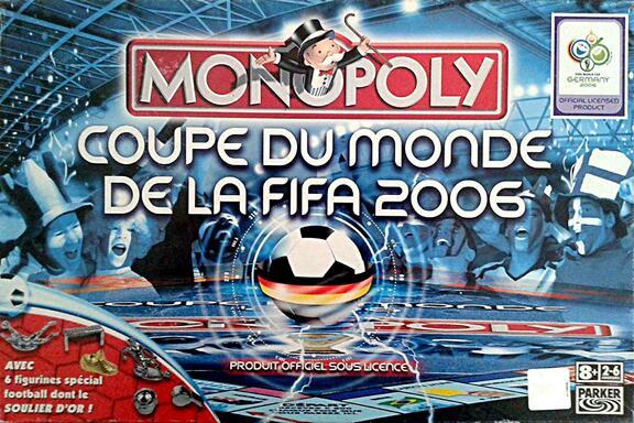Monopoly: Coupe du Monde de la Fifa 2006