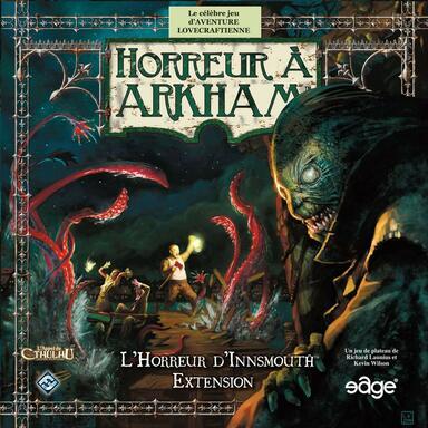 Horreur à Arkham: L'Horreur d'Innsmouth