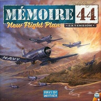 Mémoire 44: New Flight Plan