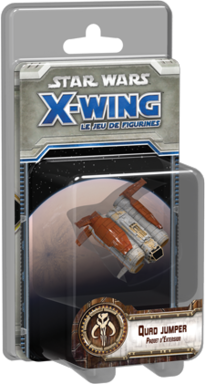 Star Wars: X-Wing - Le Jeu de Figurines - Quad Jumper