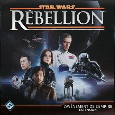 Star Wars: Rébellion - L'Avènement de l'Empire