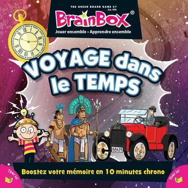 BrainBox: Voyage dans le Temps