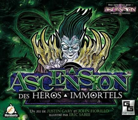 Ascension: Des Héros Immortels