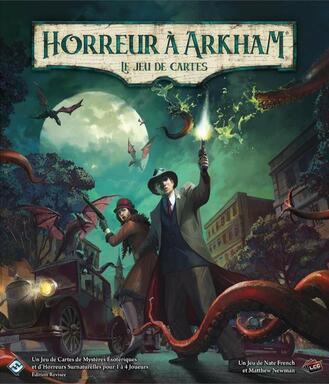 Horreur à Arkham: Le Jeu de Cartes
