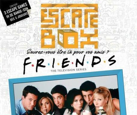 Escape Box: Friends