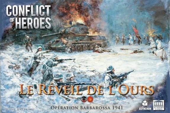 Conflict of Heroes: Le Réveil de l'Ours