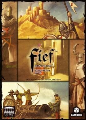 Fief: France 1429 - Pack d'Extension