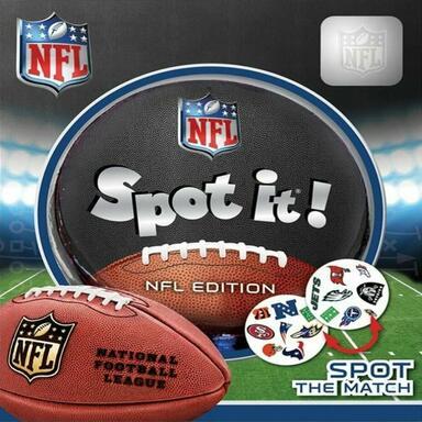 Spot it! NFL Edition