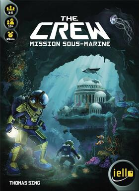 The Crew: Mission Sous-Marine