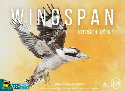 Wingspan: Extension Océanie