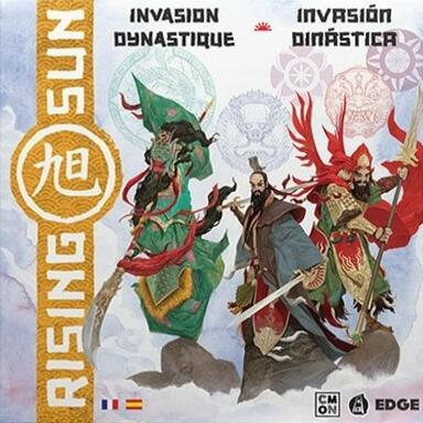Rising Sun: Invasion Dynastique