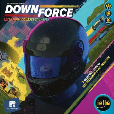 Downforce: Extension Course Sauvage