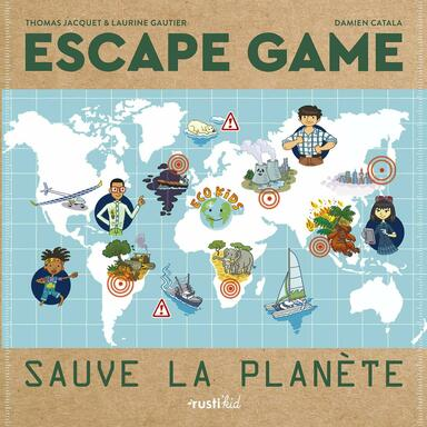 Escape Game: Sauve la Planète