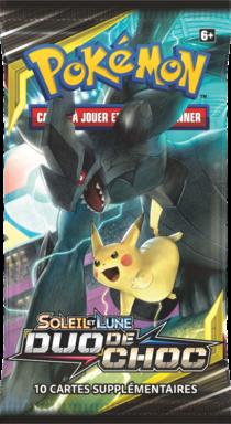 Pokémon: Soleil et Lune - Duo de Choc - Booster