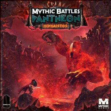 Mythic Battles: Pantheon - Hephaistos