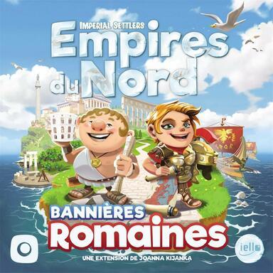 Imperial Settlers: Empires du Nord - Bannières Romaines