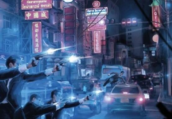 Feng Shui 2: Écran