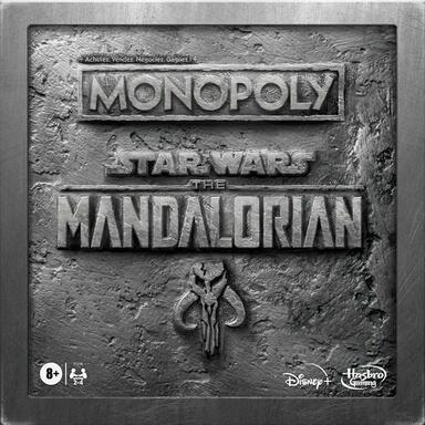 Monopoly: Star Wars - The Mandalorian