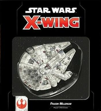 Star Wars: X-Wing - Faucon Millenium