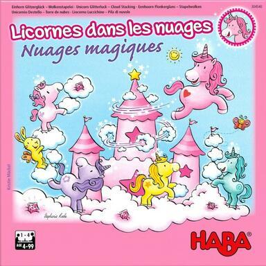 Licornes Dans les Nuages: Nuages Magiques