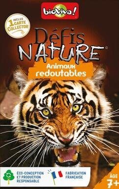 Défis Nature: Animaux Redoutables